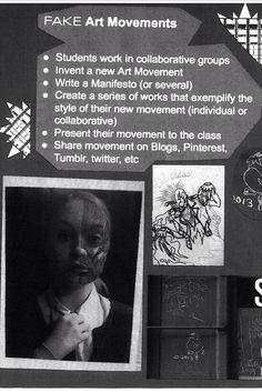 student art ideas, art student, studio art