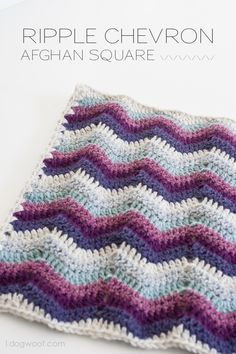 Ripple Chevron Afgha