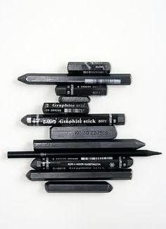 graphite.