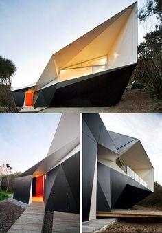 Klein Bottle House // Australia // McBride Charles Ryan