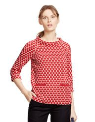 Jersey Jacquard Top Want this NOW