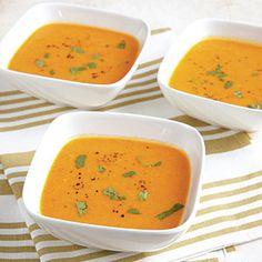 Carrot-Ginger Soup Recipe