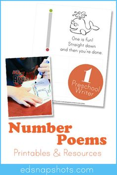 Learn to Write Numbers Resources and Links