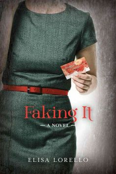 Faking it : a novel by Elisa Lorello.  Click the cover image to check out or request the romance kindle.