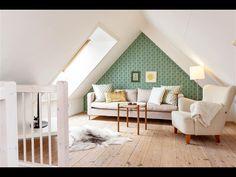 Second floor livingroom. Cosy!