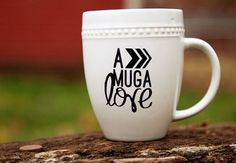 sharpie coffee mug