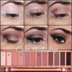 V Day Tutorial by Livia G. Click the pic to see the how-to! #beauty #makeuppictorial #Valentinesdaymakeup