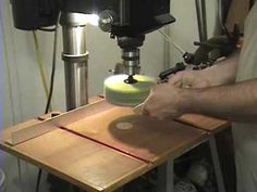 ▶ Sanding Mop. A Great Tool for Scroll Saw Work. - YouTube