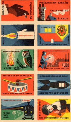 Czech stamps (the dr