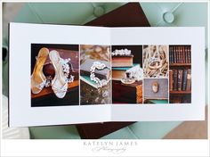 Katelyn James - Photo Album Layout ideas