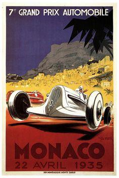 7th Monaco Grand Prix