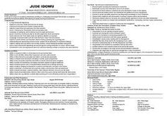 2 Page Resume Format Example. Multiple Page Resume Examples Examples ...