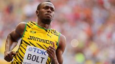 Usain Bolt arrives in India for exhibition cricket match – video | Sport | The Guardian