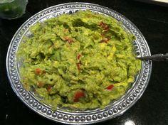 Secret Guacamole Recipe.