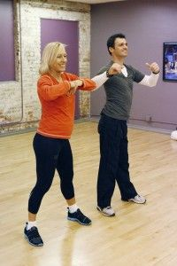 "Martina Navratilova and Tony Dovolani from ""Dancing with the Stars"" Season 14"