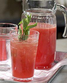 Watermelon Limeade-vodka included :)