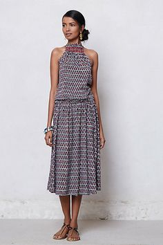 A gorgeous dress by Tracy Reese. style, juxtapos dress, dresses, anthropologie, dress anthropologi
