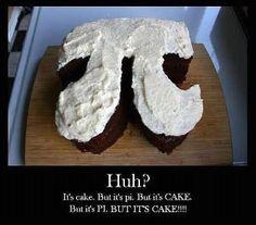 Smart Humor: a dessert joke