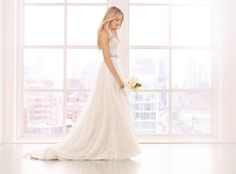Bridal Gowns, Wedding Dresses by ti adora by Alvina Valenta- Style 7451