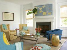 House of Turquoise: 2013 Coastal Living Showhouse