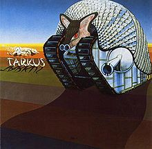 Armadillo tank?! Possibly the most badass album cover ever.