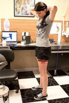 Cute tattoo. #tattoo #tattoos #ink