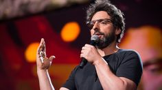 Sergey Brin: Why Google Glass?  It's not a demo, more of a philosophical argument: Why did Sergey Brin and his team at Google want to build an eye-mounted camera/computer, codenamed Glass? Onstage at TED2013, Brin calls for a new way of seeing our relationship with our mobile computers -- not hunched over a screen but meeting the world heads-up.
