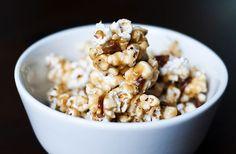 Maple-Walnut Popcorn Balls