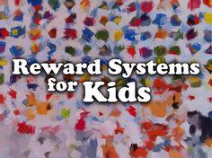 Reward Systems for Kids | Jornie.com ~ easy way to motivate good behavior!