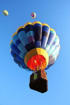 Festival of Balloons 2012