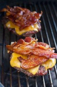 Bacon Pub Burger!