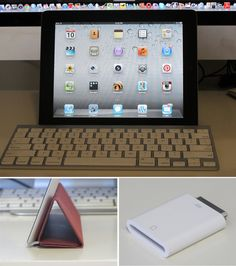Your blog and your iPad