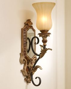 """""""Almeria"""" Sconce at Horchow 6.5"""" wide"""