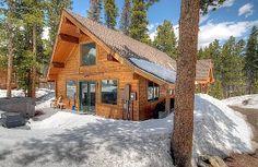 Breckenridge Peak 9 House Rental: Luxury Log Home Ski In/out Ski Area Views! Shuttle, Great Reviews | HomeAway