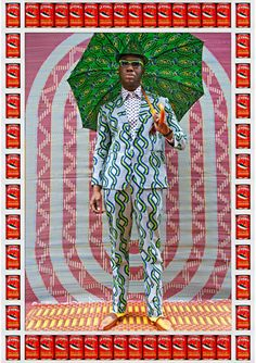COLOR artists, african print, rock stars, street styles, the artist, fashion photography, print patterns, hassan hajjaj, pattern fashion