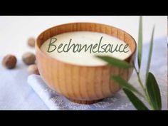 ▶ Rezept: Bechamel Sauce selber machen - YouTube