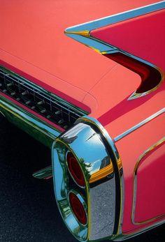 1960 eldorado, favorit ride, car collect, classic cars, car closeup, red cadillac, dream car, cartruckmotorcycl showpark, coolcar quirkyridescom