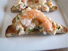 Shrimp Toasts