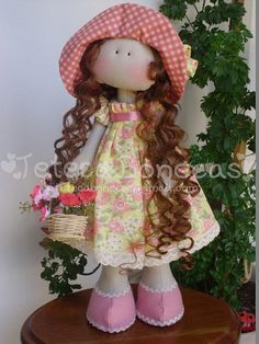 Boneca Melody by Teteca Bonecas, via Flickr