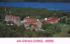 Ah-Gwah-Ching Hospital, Walker Minnesota. Leech Lake. by Kung Fu Grip, via Flickr