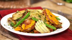 Hearty Meat and Potatoes Midwestern Skillet | Dashrecipes.com