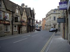 Castle Street Cirencester by Elouise2009, via Flickr