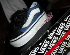 vans from the begining