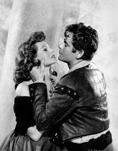Rita Hayworth, Glenn Ford-- The Loves of Carmen