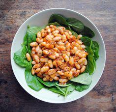 Simple Italian Beans