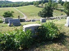 Oak Spring Cemetery Canonsburg  Washington County  Pennsylvania  USA