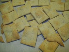 Make It From Scratch: Homemade Crackers