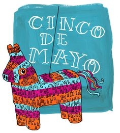 In celebration of Cinco de Mayo - the history of the pinata!