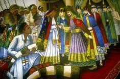 Queen Sheba and King Solomon