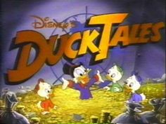 DuckTales, used to watch this show everyday!